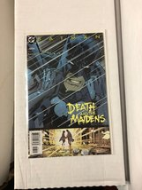 Batman Death And The Maidens #7 - $12.00