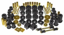 Prothane 6-2035-BL Total Suspension Complete Black Kit Fits 01-03 Ford F-150 - $259.88