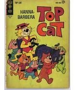 Top Cat Comic Book #6 ORIGINAL Vintage 1963 Hanna Barbera - $9.49