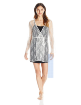 In Bloom by Jonquil Women's Larkspur Wrapper in White, Small - $46.53