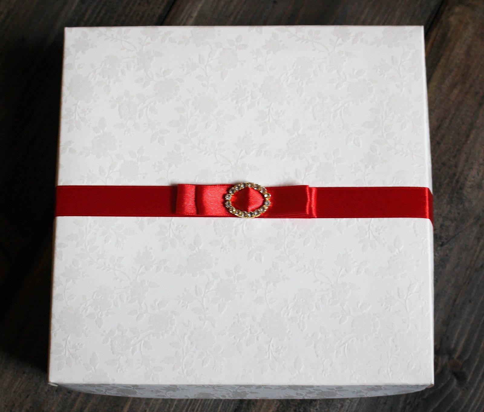 unique christmas gift box wedding gift box white gift box thank you gift bir