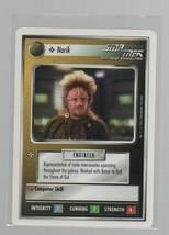 Narik - Star Trek: Next Generation CCG - Personnel - Non-Aligned - Decipher Game - $1.72