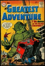My Greatest Adventure #46 1960- DC Silver Age Sci Fi issue VG - $44.14