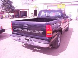 1999 Chevy Silverado 1500 Pickup Rear Axle Assembly 3.08 Ratio Open - $1,188.00
