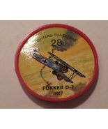 Jello Picture Discs -- #28  of 200 - The Fokker D-7  - $10.00
