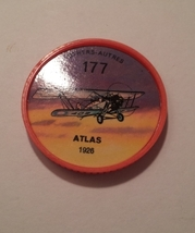 Jello Picture Discs -- #177  of 200 - The Atlas - $10.00