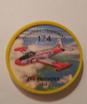 Jello Picture Discs -- #174  of 200 - The Jet Provost - $10.00
