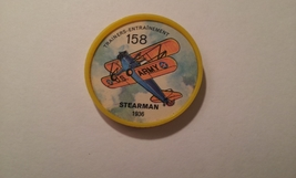 Jello Picture Discs -- #158  of 200 - The Stearman - $10.00