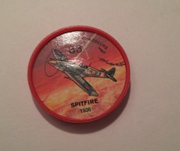 Jello Picture Discs -- #83  of 200 - The Spitfire - $10.00