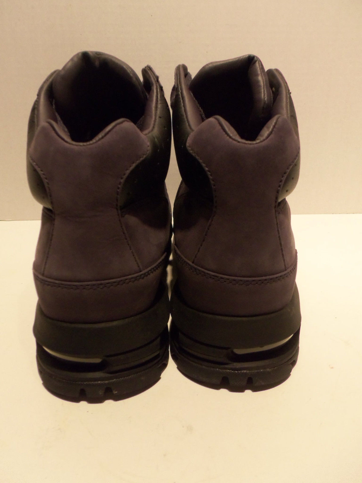 designer fashion 72c91 10a37 Nike Air Max Goadome TT All-Trac ACG Purple Black Boots Shoes Size  13