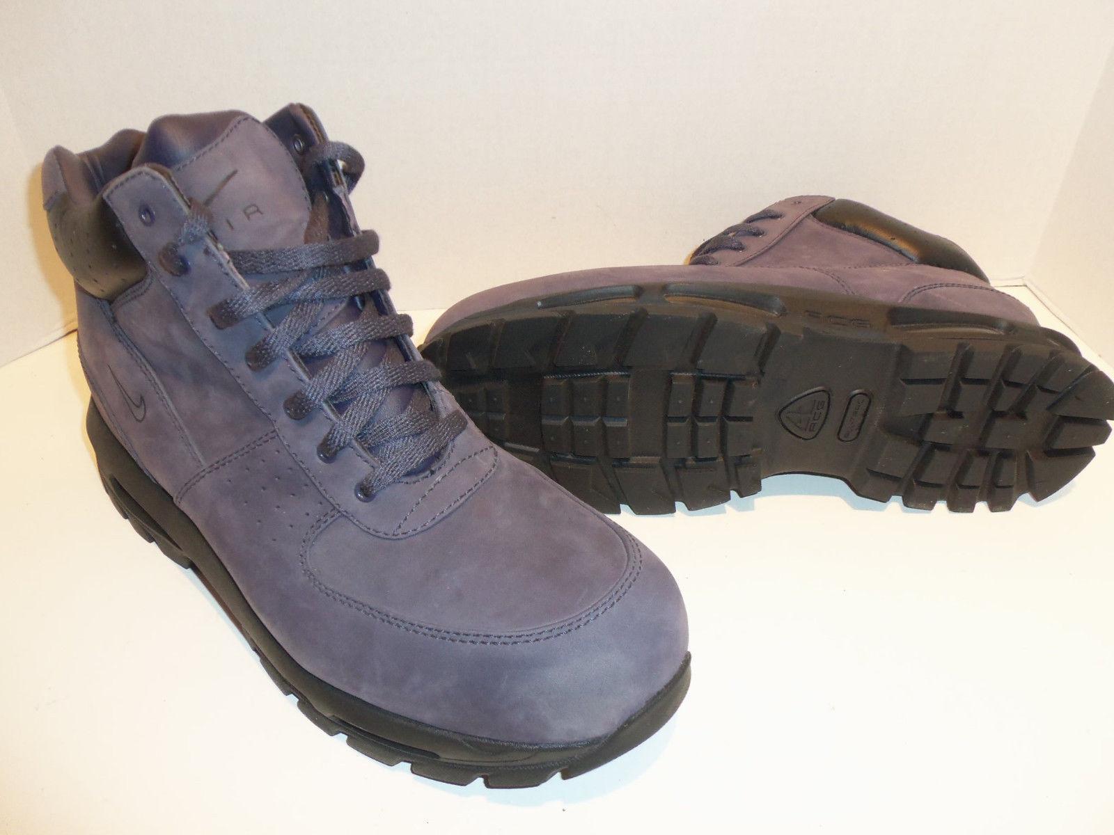 innovative design b87c4 ce125 nike foamposite air max acg goadome boots