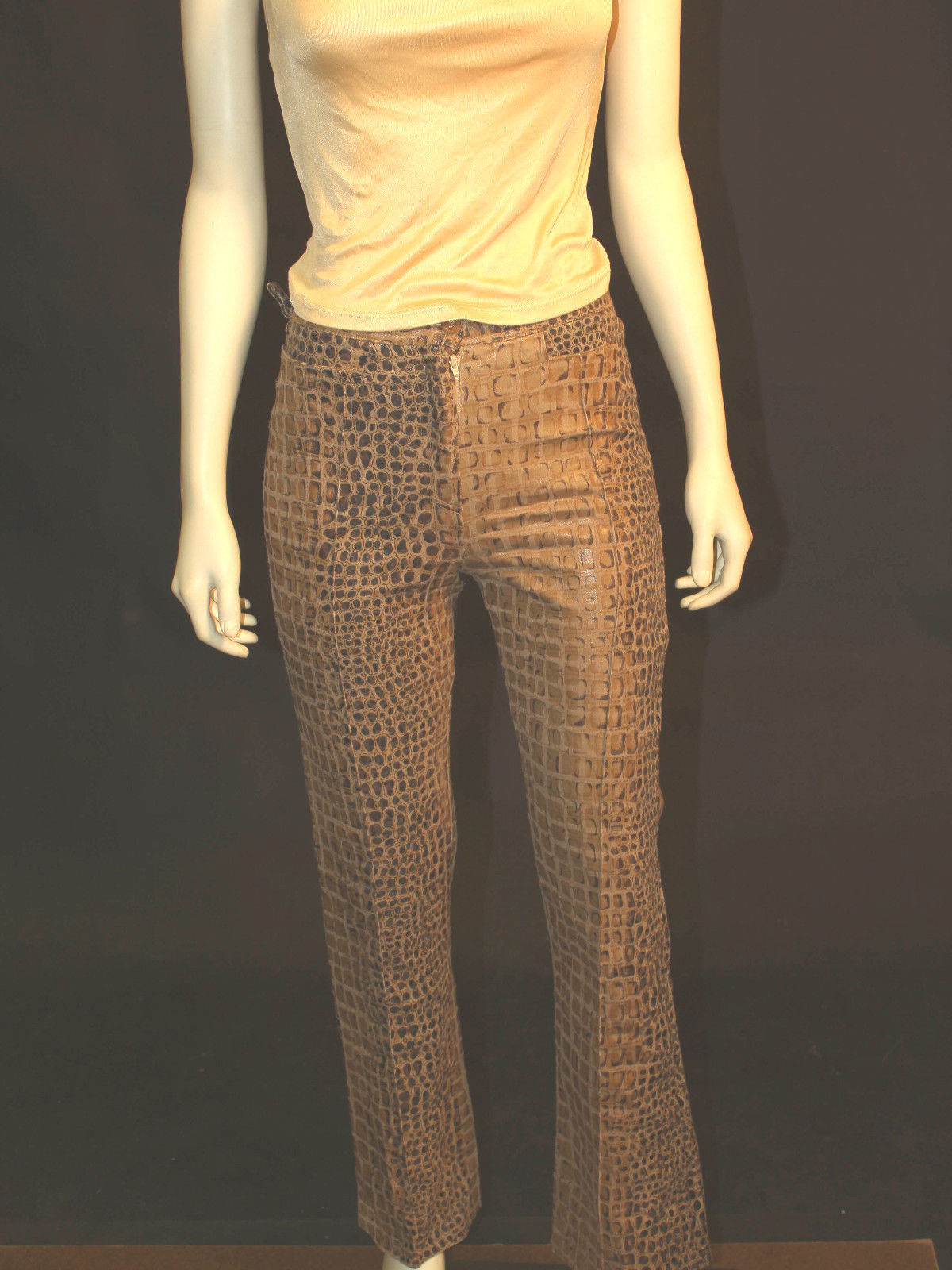 Primary image for French Connection crocodile patterned pants