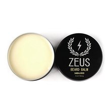 ZEUS Conditioning Beard Balm, Sandalwood, 2 Ounce image 2