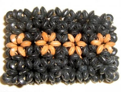 Amazon Ethno bracelets made from seeds