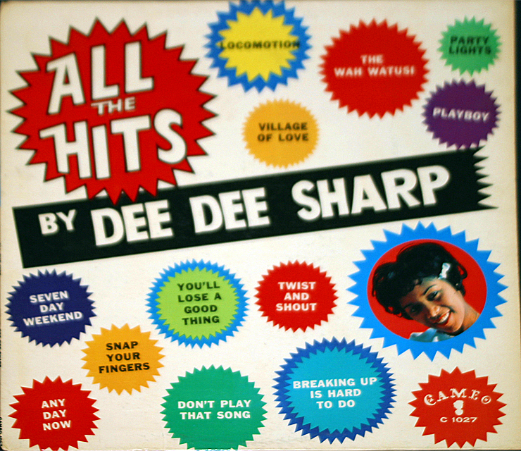 Dee dee sharp all the hits cover