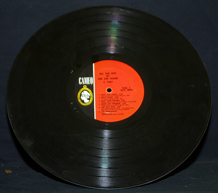 """Dee Dee Sharp  and others """"All The Hits""""    LP"""