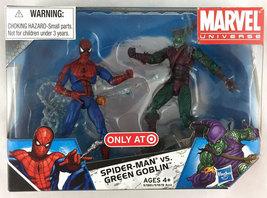 Spider-Man Vs Green Goblin Target Exclusive Hasbro Action Figures  - $25.99