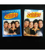 Seinfeld, Seasons 1 & 2 (DVD, 4 Disc Set) Volume 1 - $4.92