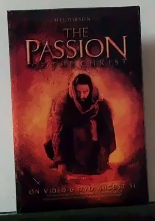 Movie button passion of the christ