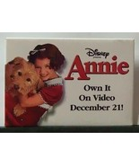 Collectible Disney Movie Video Promotional Pin - $9.99