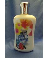 Bath and Body Works New Wild Apple Daffodil Body Lotion 8 oz - $9.95