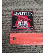 Led Zeppelin Rock Band Sew or Iron on Patch NEW - $14.70