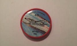 Jello Picture Discs -- #46  of 200 - The CF-100 - $10.00