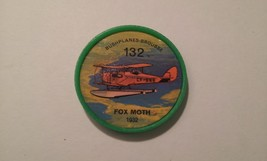 Jello Picture Discs -- #132  of 200 - The Fox Moth - $10.00