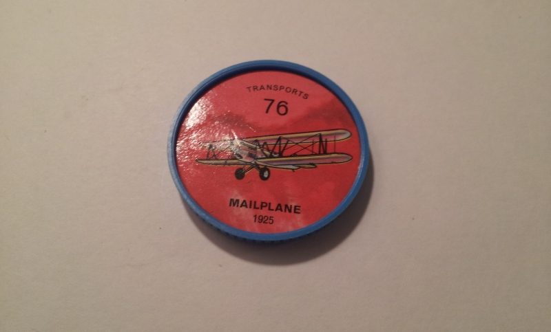 Primary image for Jello Picture Discs -- #76  of 200 - The Mailplane