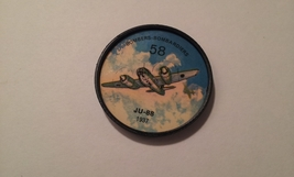 Jello Picture Discs -- #58  of 200 - The JU-88 - $10.00