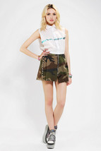 Urban Outfitters Foil trim Sleeveless top, sz. L - MSRP $59 image 4