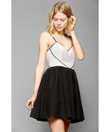 Urban Outfitters Cooperative Queen Of Hearts Fit & Flare Dress, Medium, ... - $35.00