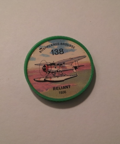 Primary image for Jello Picture Discs -- #138  of 200 - The Reliant