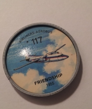Jello Picture Discs -- #117  of 200 - The Friendship - $10.00