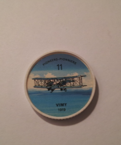 Primary image for Jello Picture Discs -- #11  of 200 - The Vimy