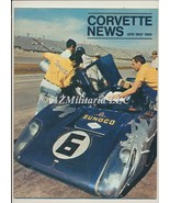Corvette News Apr/May 1969: - $11.75