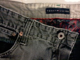 Tommy Hilfiger black 32 x 30 jeans - $19.90