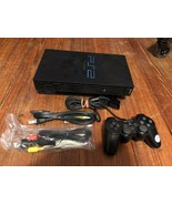 Sony Playstation 2 PS2 Fat Console SCPH-39001  - 1 Controller - 6 free g... - $59.99