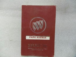 Buick Park Ave 1991 Owners Manual 14739 - $13.85