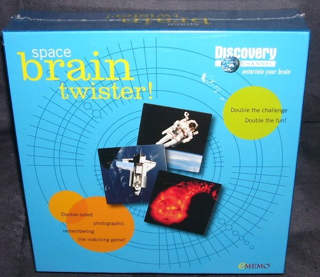 Space brain twister game