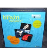 Discovery Channel SPACE BRAIN TWISTER! Tile Matching Game NIB 2004 - $19.96