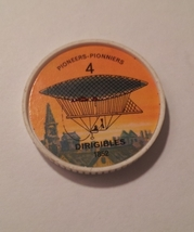 Jello Picture Discs -- #4  of 200 - Dirigibles - $10.00