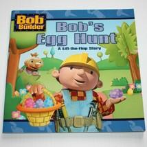 Bob the Builder: Bob's Egg Hunt by Annie Auerbach Lift the Flap Paperbac... - $3.99