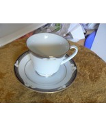 Noritake Ellington cup and saucer 13 available - $7.72