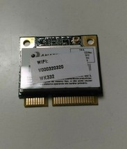 V000320320 Genuine Toshiba C55Dt-A5307  Laptop Half Wireless Card WW704E... - $8.56