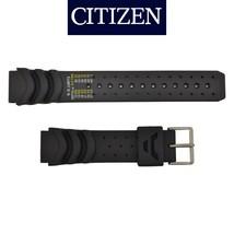 Genuine Citizen Black  watch band Strap 20mm JP1010-00W  JP1010-00X JP10... - $49.95