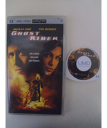Ghost Rider movie UMD video PSP Playstation Portable - $5.00