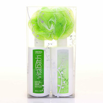 Vitabath Original Spring Green™ Everyday Gift Set  New - $26.99