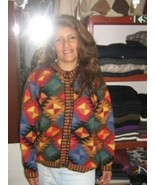 Cardigan,jacket made of pure Baby Alpacawool - $185.00