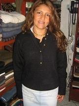 Black sweater,pure Babyalpaca wool,all Sizes in stock - $139.00